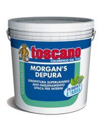 MORGAN'S DEPURA